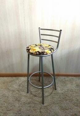 Banqueta Bistrô Cinza
